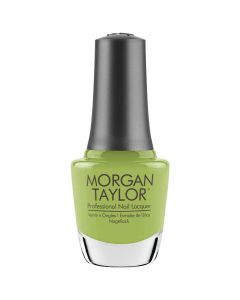 Morgan Taylor Into the Lime-Light Nail Lacquer, 0.5 fl oz. DIRTY MARTINI CREME